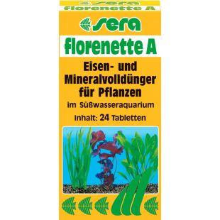 SERA Florenette Šakninių augalų maistas 24 tbl.