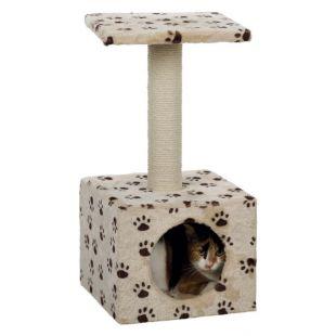 TRIXIE Zamora Draskyklė katėms smėlio spalvos, 64 cm