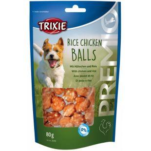 TRIXIE PREMIO Rice Chicken Balls Skanėstai šunims 80 g