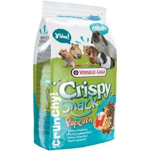 VERSELE LAGA Crispy Snack Popcorn Pašaro papildas graužikams 650 g