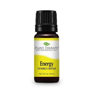 PLANT THERAPY Energy eterinių aliejų mišinys 10 ml