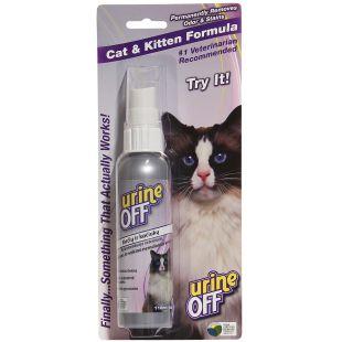 URINE OFF Cat & Kitten Priemonė nuo šlapimo 118 ml