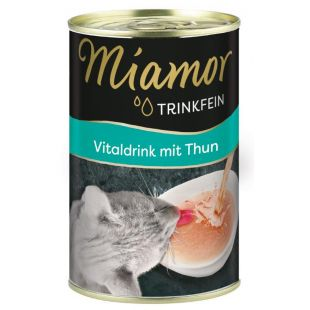 FINNERN MIAMOR Miamor Trinkfein Vitaldrink Gėrimas katėms su tunu 135 ml