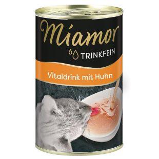FINNERN MIAMOR Miamor Trinkfein Vitaldrink Gėrimas katėms su vištiena 135 ml