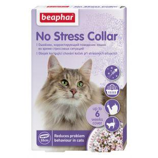 BEAPHAR Kačių antkaklis NO STRESS, padedantis kovoti su stresu 35 cm