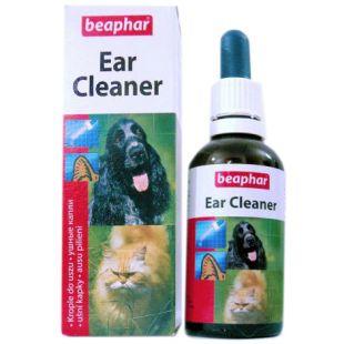 BEAPHAR Ear Cleaner Skystis ausų valymui 50 ml
