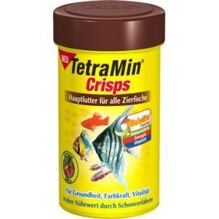 TETRA Min Crisps Pašaras visoms dekoratyvinėms žuvims 100 ml