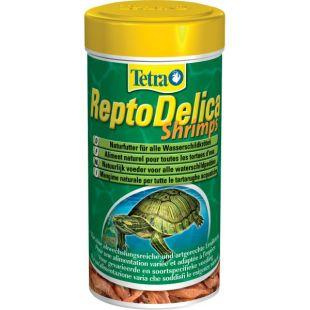 TETRA Tetra ReptoDelica Shrimps Skanėstas - papildas vandens vėžliams 250 ml