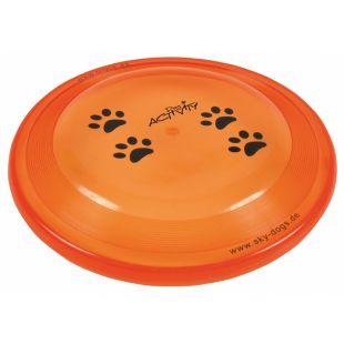 TRIXIE Žaislas šunims plastikinis diskas 19 cm