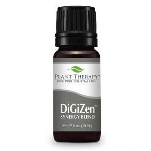 PLANT THERAPY DiGiZen eterinių aliejų mišinys 10 ml