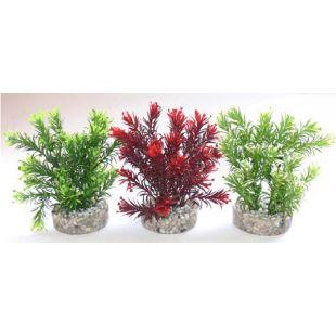 SYDEKO Jungle small Plastikinis augalas 15 cm