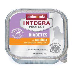 INTEGRA Integra Diabetes Konservuotas pašaras katėms su paukštiena 100 g