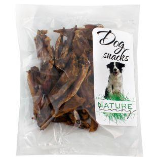 NATURE LIVING Skanėstas šunims džiovinti vištų sparneliai 100 g
