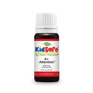 PLANT THERAPY A + Attention KidSafe eterinių aliejų mišinys 10 ml