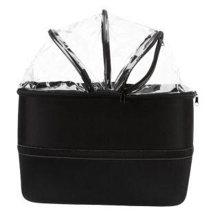 TRIXIE Dviračio krepšys 41x47x39 cm, juodas