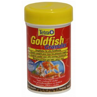 TETRA Goldfish Pašaras auksinėms žuvims 100 ml