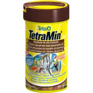 TETRA Min Flakes Pašaras dekoratyvinėms žuvims 100 ml