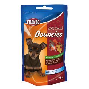 TRIXIE Esquisita Bouncies Skanėstai šunims su paukštiena ir ėriena 75 g