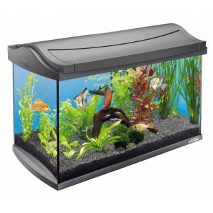 TETRA AquaArt Akvariumas su įranga,  juodas, 60 l