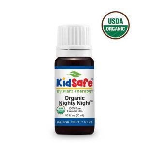 PLANT THERAPY Nighty night KidSafe natūralus eterinių aliejų mišinys 10 ml