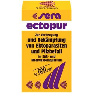 SERA Ectopur Priemonė prieš akvariumo žuvų ligas 130 g
