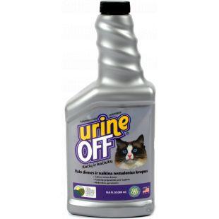 URINE OFF Cat & Kitten Priemonė nuo šlapimo 500 ml