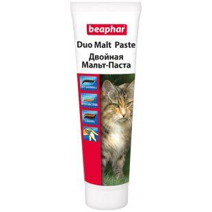 BEAPHAR Duo-Malt paste, Skatinanti plaukų pašalinimą 100 g