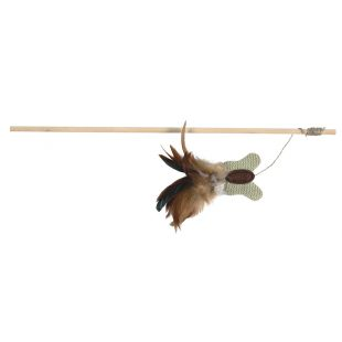 TRIXIE Žaislas katėms Drugelis 45 cm
