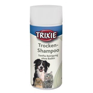 TRIXIE Trocken Sausas šampūnas-pudra gyvūnams 100 g