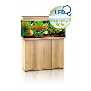 JUWEL LED Rio 180 Akvariumas,  šviesaus medžio spalvos