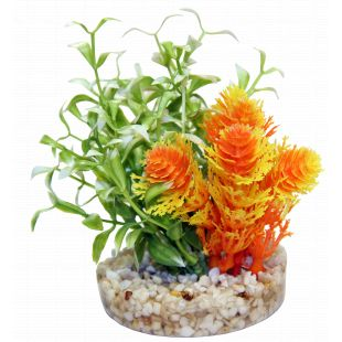 SYDEKO Magic Nano Garden Plastikinis augalas 10 cm