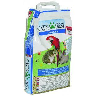 JRS Cats best Universal Natūralus pjuveninis kraikas 7 l