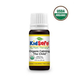 PLANT THERAPY Calming the child KidSafe natūralus eterinių aliejų mišinys 10 ml