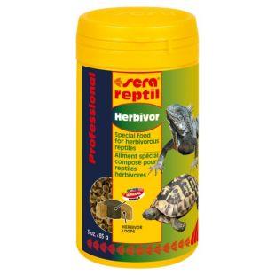 SERA Reptil Professional Herbivor Pašaras žolėdėms reptilijoms 250 ml