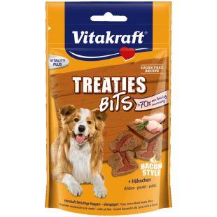VITAKRAFT Treaties Bits Skanėstas šunims  su vištiena 120 g