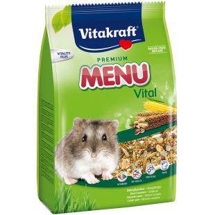 VITAKRAFT Pašaras smulkiems žiurkėnams 400 g