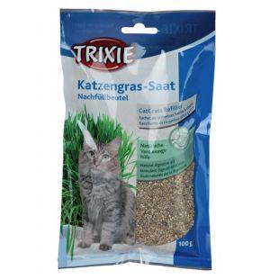 TRIXIE Bio Cat Grass Natūrali žolė katėms 100 g
