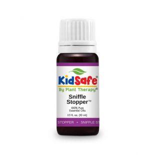 PLANT THERAPY Sniffle stopper KidSafe eterinių aliejų mišinys 10 ml
