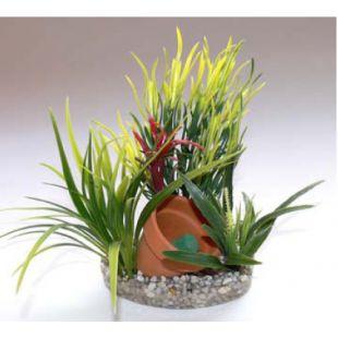 SYDEKO Antica air Diffuser Plastikinis augalas 22 cm