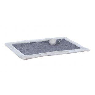 TRIXIE Kilimėlis-draskyklė šviesiai pilkos spalvos, 55×35 cm