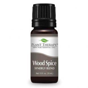 PLANT THERAPY Wood Spice eterinių aliejų mišinys 10 ml