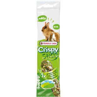 VERSELE LAGA Crispy Sticks Herbs Gardėsis graužikams su pievų žolelėmis, 1 vnt