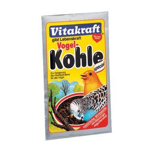 VITAKRAFT Vogel Kohle Medžio Anglies Gabaliukai paukščiams 10 g