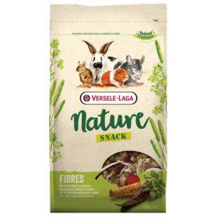 VERSELE LAGA Nature Snack papildas graužikams, visavertis Fibres, 500 g