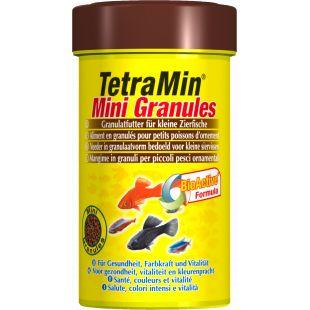TETRA Min Pašaras mažoms žuvims 100 ml