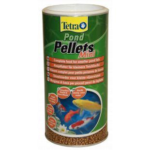 TETRA TetraPond Pellets small Pašaras tvenkinio žuvims iki 20cm 1 l
