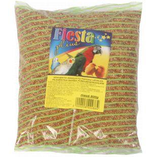FIESTA Fiesta plius Lesalas banguotosioms papūgoms 800 g