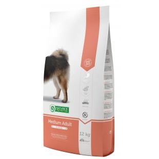 NATURE'S PROTECTION All breeds Adult From 12 months old Poultry Sausas pašaras šunims 12 kg