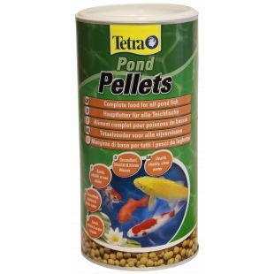 TETRA TetraPond Pellets medium Pašaras tvenkinio žuvims nuo 20cm 1 l