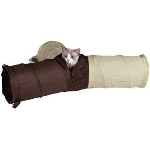 TRIXIE Žaislas katėms Tunelis 3x22x50 cm